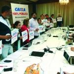 Sem alarde, Temer encaminha privatização de BB e Caixa