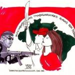Nota da CNM/CUT sobre a perseguição a militantes do MST